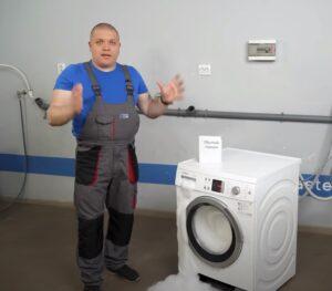 Как угробить стиралку!?
